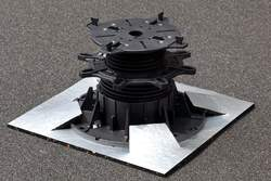 High-quality, stress-resistant and reusable paving support
